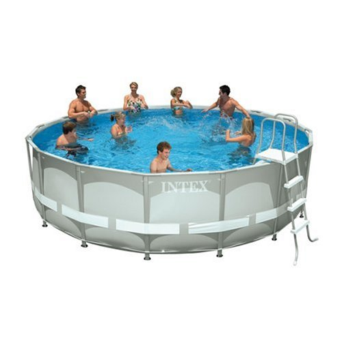 Intex 16 X 48 Ultra Frame Pool Set Gt Ultimate Outdoor Living