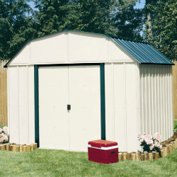 Outdoor Metal Shed
