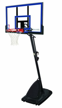 spalding basketball hoop acrylic 50 inches