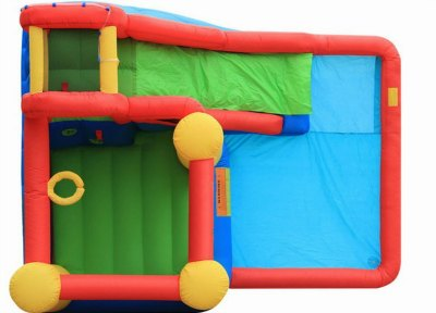 bounceland jump and splash inflatable water bouncer