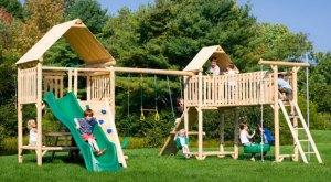 big backyard swing set