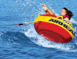 best towable tube