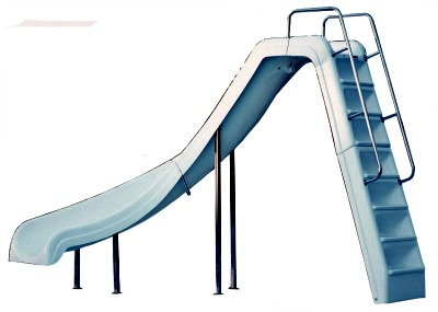 best swimming pool slides for sale