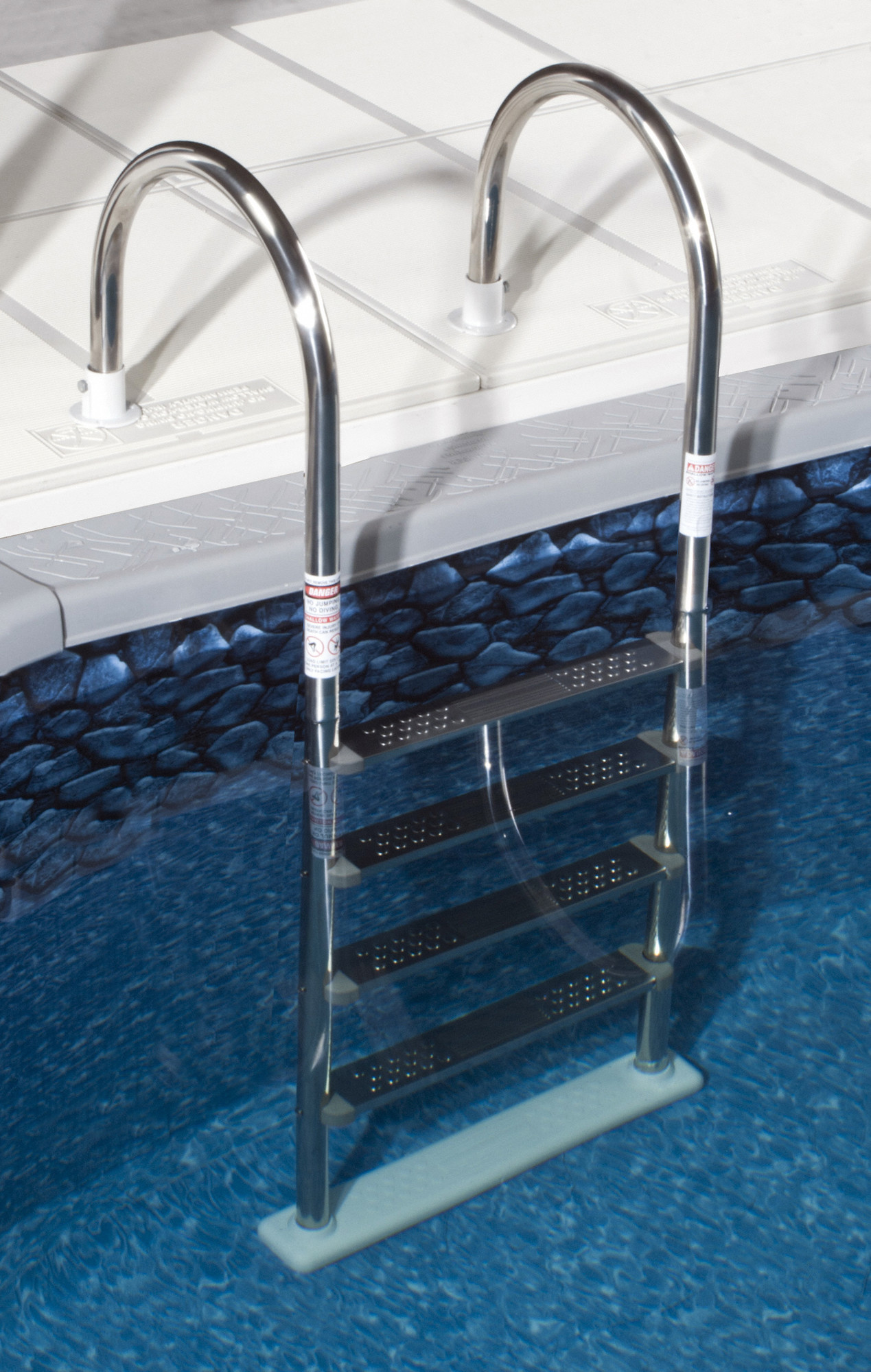 Stainless Steel Above Ground Pool Ladder Gt Ultimate