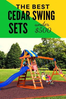 Best Wooden Playsets For Kids Gt Gt Choose From Small Or Big