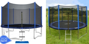 ORCC trampolines